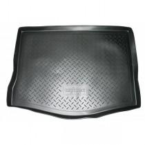 Коврики в багажное отделение для Renault Latitude (SD) (2010) полиуретановые