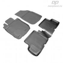 Unidec Коврики резиновые Renault Duster 2011-/Nissan Terrano 2014- 2WD