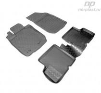 Unidec Коврики резиновые Renault Duster 2011-/Nissan Terrano 2014- 4WD