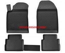 Unidec Коврики резиновые Skoda Rapid/Spaceback/Seat Toledo 2012-