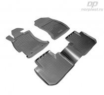 Unidec Коврики резиновые Subaru Forester 2012-