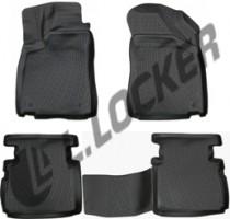L.Locker Коврики в салон MG 5 hb 2012- полиуретановые