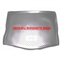 Unidec Коврик в багажник Audi Q7 2005-2015 СЕРЫЙ