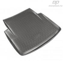 Unidec Коврик в багажник BMW 3 Series E90 полиуретановый