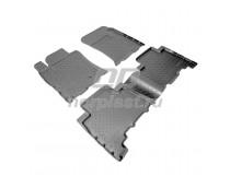 Норпласт Коврики в салон Lexus GX 460 (J15) (2010) (4 шт) полиуретан