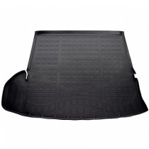 Коврики в багажное отделение для Toyota Highlander (2014) (7 мест) полиуретановые