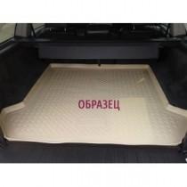 Норпласт Коврики в багажное отделение для Toyota LC-150 Prado (2010) (7 мест) полиуретановые