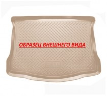 Unidec Коврик в багажник Toyota Camry 2002-2006 БЕЖЕВЫЙ