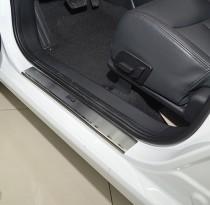 N-nikо Накладки на пороги MG 350 2012-
