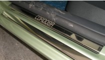 N-nikо Накладки на пороги SEAT CORDOBA III 5D 2003-2009