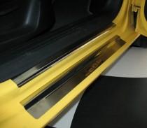 N-nikо Накладки на пороги SEAT LEON II 2005-