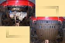"KIA Cerato 1,6л;2,0л 2005-2009г. Защита моторн. отс. категории ""St"""