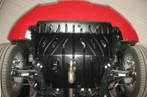 """Авто-Полигон LANCIA Ypsilon 1,2л АКПП с 2012- Защита моторн. Отс. категории """"St"""""""