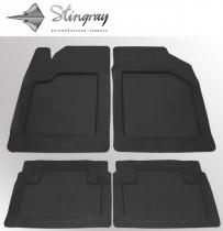 Stingray Резиновые универсальные коврики UNI Practic