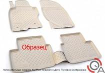 Норпласт Коврики салонные для Toyota Venza (2013) полиуретан