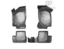 Unidec Коврики резиновые  VAZ 111 Kalina 3D (2004) VAZ 2190 Granta 3D (2011)