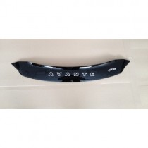 Vip tuning Дефлекторы капота HYUNDAI Avante (MD) с 2010 г.в. (короткий)