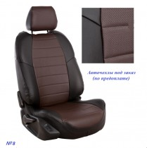 Автопилот Авточехлы на сиденья АУДИ А6 седан -С-7 с 2011г.
