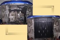 """Авто-Полигон MERCEDES-BENZ A 170 Для всех комплектаций Защита моторн. отс. категории """"A"""""""