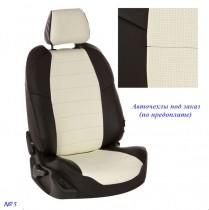 Автопилот Авточехлы на сиденья БУС-ФИАТ ДУКАТО-2 грузопассажирский 6мест с 2012г.