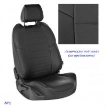 Автопилот Авточехлы на сиденья ХОНДА ЦИВИК седан (Америка) с 2001-2006г.