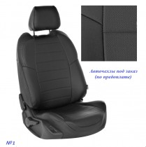 Автопилот Авточехлы на сиденья ХЕНДЕЙ АКЦЕНТ седан с 1999г.