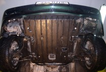 """Авто-Полигон MERCEDES-BENZ E-class W210 2,2D 1995-1999 Защита моторн. отс. категории """"St"""""""