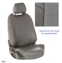 Автопилот Авточехлы на сиденья НИССАН АЛЬМЕРА-3 G11 седан с 2013г.