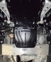 """Авто-Полигон MERCEDES-BENZ ML 350 3.5 2011-.(кузов W166) Защита коробки категории """"St"""""""