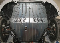 """Авто-Полигон MG 350 1,5 c 2012- Защита моторн. Отс. категории """"A"""""""