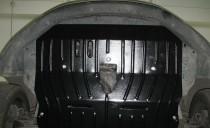"""Авто-Полигон MG 550 1.8 c 2011- Защита моторн. Отс. категории """"St"""""""