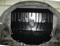"""Авто-Полигон MG 550 2.0 c 2010- Защита моторн. Отс. категории """"St"""""""