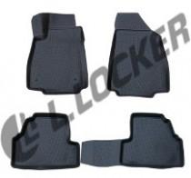 L.Locker Коврики в салон  Opel Mokka 3D 2012-  полиуретановые