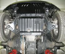 """Авто-Полигон MITSUBISHI L200 2,5TD 2007-. Защита моторн. отс. категории """"A"""""""