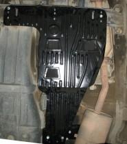 """MITSUBISHI Pajero Wagon 3,0л;3,5л;3,2TD Защита РКПП категории """"F"""""""