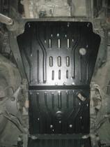 """Авто-Полигон NISSAN Navara 2,5DCi 2005-. Защита моторн. отс. категории """"A"""""""