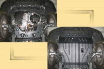 "Авто-Полигон NISSAN Tiida 1,6 2004-. Защита моторн. отс. категории ""St"""