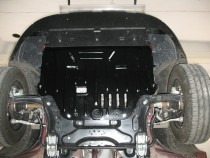 "Авто-Полигон PEUGEOT Partner Teppe 1.6 2008- Защита моторн. отс. категории ""St"""