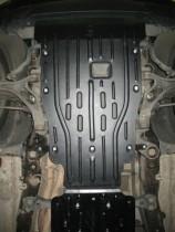"Авто-Полигон PORSCHE Cayenne 3,6. 2008-. Защита моторн. отс. ЗМО категории ""E"""