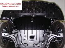 """Авто-Полигон RENAULT Fluence 1.6 2013- Защита моторн. отс. категории """"St"""""""