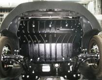 "Авто-Полигон SKODA Octavia A5 2,0ТД 2011- Защита моторн. отс. категории ""F"""