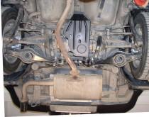 """Авто-Полигон SUZUKI Grand Vitara 2,4л;3,2л 2008-. Защита дифф-ла категории """"B"""""""