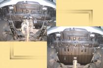 "Авто-Полигон TOYOTA Camry куз. 30 2,4; 3,0 2002-2006. Защита моторн. отс. ЗМО категории ""St"""