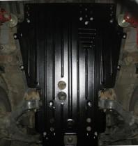 """Авто-Полигон TOYOTA LC 100 Для всех комплектаций 1998-2007-. Защита моторн. отс. категории """"A"""""""