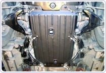"TOYOTA LC Prado 120 - 2,7л; 3,0D 2003-. Защита моторн. отс. категории ""A"""