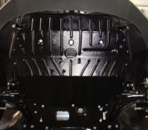 """Авто-Полигон VOLKSWAGEN Caddy 2 0 TDi 2010- Защита моторн. отс. категории """"E"""""""