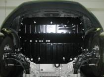 """Авто-Полигон VOLKSWAGEN Golf 6 1,6/1,4TSi(с мет. подрамником) 2011- Защита моторн. отс. категории """"E"""""""