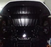 """Авто-Полигон VOLKSWAGEN Golf 7 1,4TSi DSG 2013- Защита моторн. Отс. категории """"St"""""""