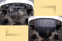 "Авто-Полигон VOLKSWAGEN Transporter Т4 1,9TDI; 2.5TDI 1995-2003. Защита моторн. отс. ЗМО категории ""E"""