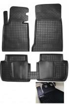 GAvto Резиновые коврики в салон BMW E46 3-Серия (2001>)